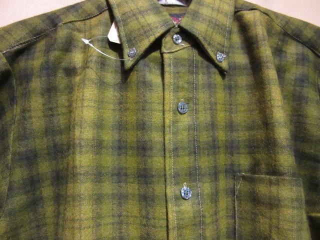 60s Deadstockシャツ_b0166471_21101548.jpg