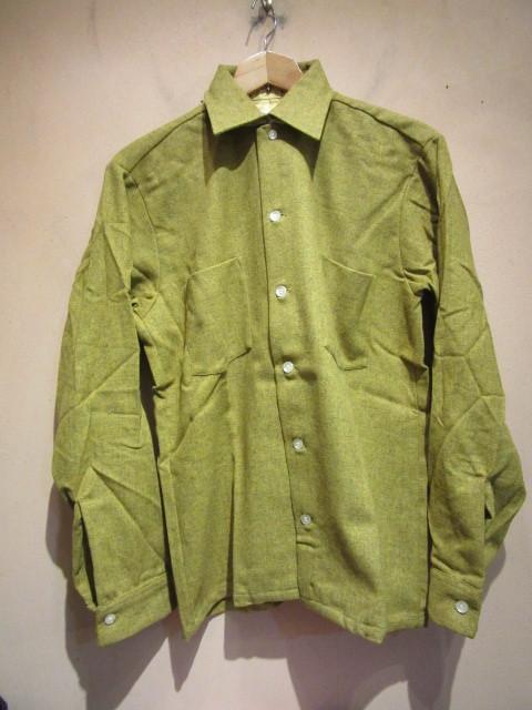 60s Deadstockシャツ_b0166471_21112012.jpg