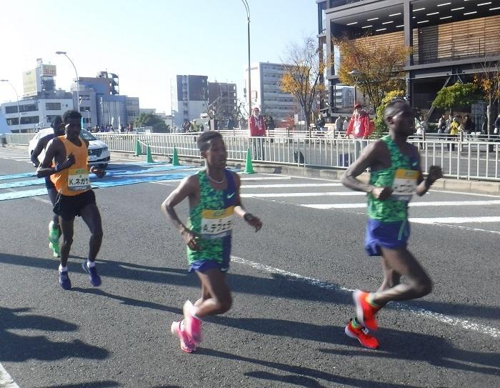 ◆2019大阪マラソン ~新コースでベストタイムを!~_f0238779_16400614.jpg