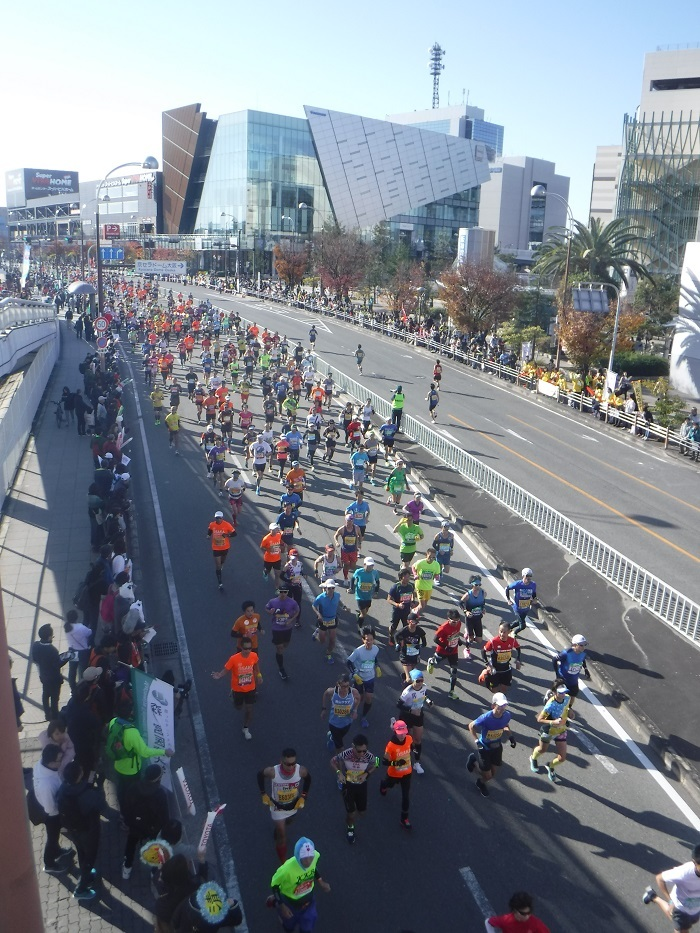 ◆2019大阪マラソン ~新コースでベストタイムを!~_f0238779_16432597.jpg