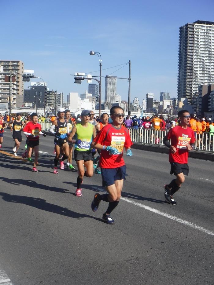 ◆2019大阪マラソン ~新コースでベストタイムを!~_f0238779_16441393.jpg