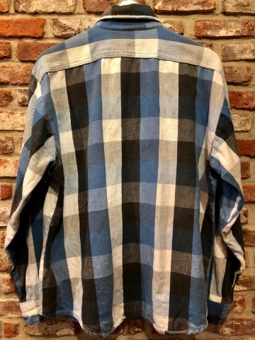 "1960-70s \"" UNKNOWN \"" - BLACK POPLIN - ボアライナー付 vintage SOUTIEN COLLAR COAT ._d0172088_23351265.jpg"