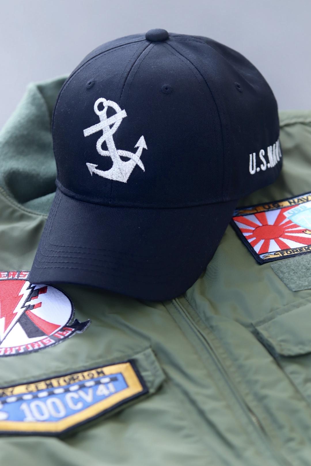 ミリタリー帽子の写真撮り_a0370893_17232371.jpeg