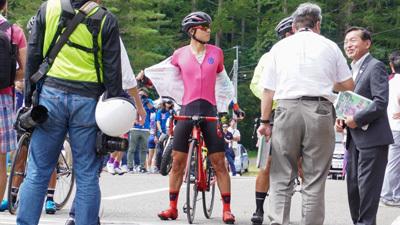 金栄堂サポート:日本大学自転車競技部・栗原悠選手 金栄堂Fact®インプレッション!_c0003493_15420007.jpg