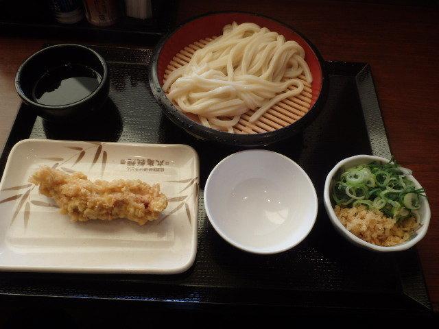丸亀製麺       伊丹南店_c0118393_08425269.jpg