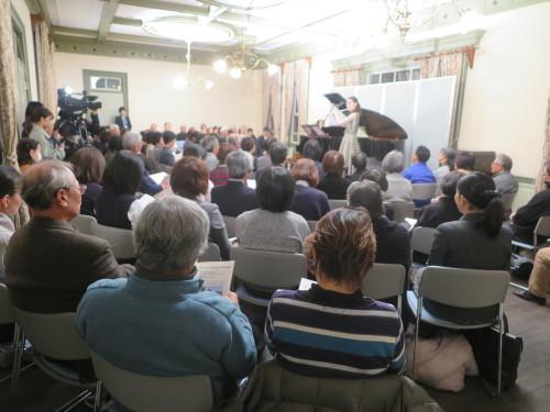 山形大学工学部 重要文化財コンサート2019_c0075701_00544935.jpg