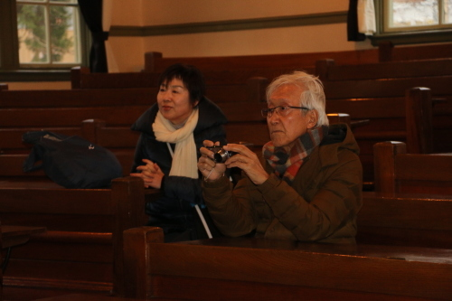 船橋市の大澤忠ご夫妻が重文本館をご見学_c0075701_21235473.jpg