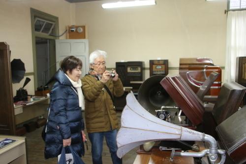 船橋市の大澤忠ご夫妻が重文本館をご見学_c0075701_21244888.jpg