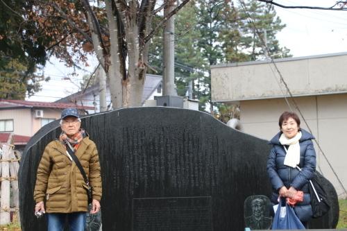 船橋市の大澤忠ご夫妻が重文本館をご見学_c0075701_21251504.jpg