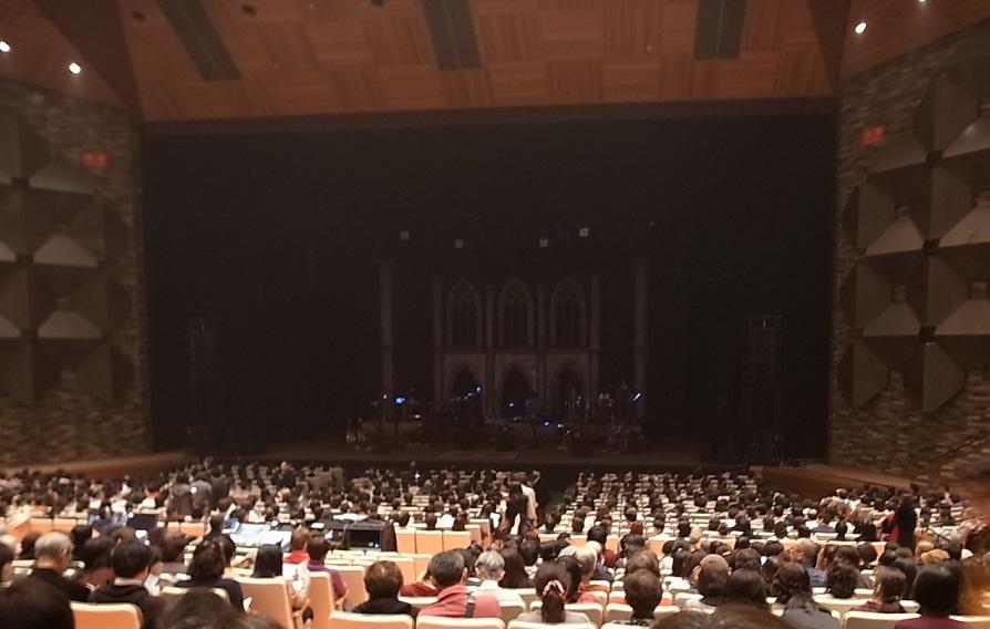 葉加瀬太郎コンサートツアー2019『Dal Segno ~Story of My Life』@倉敷市民会館_f0197703_18312178.jpg