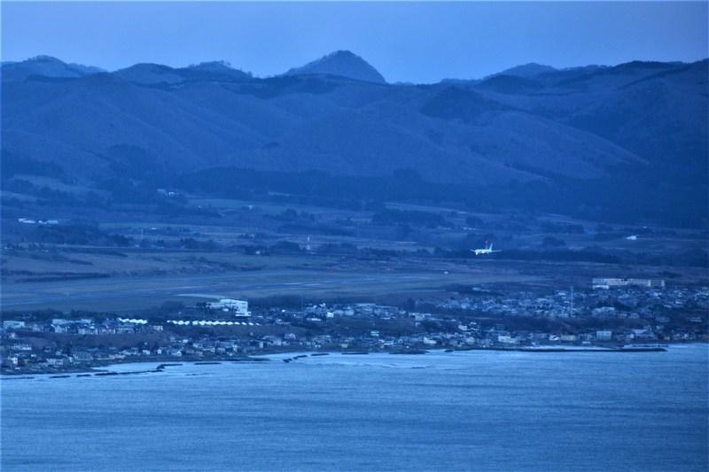 新幹線で北海道へ(2)函館の夜景_a0148206_19542447.jpg
