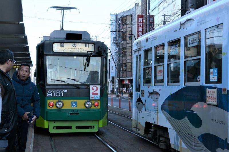 新幹線で北海道へ(1)函館五稜郭_a0148206_22325070.jpg