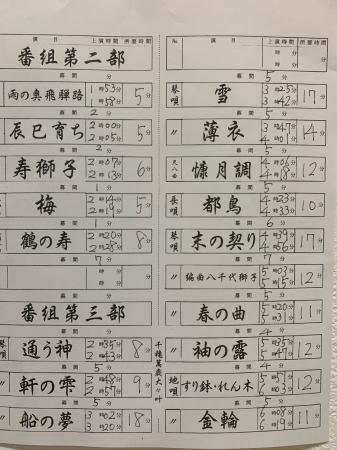第51回 若宮流 琴唄舞の会 _c0309606_10074529.jpg