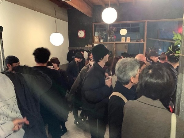 Thymons lab+sutari 1st Annversary party!で4times gebo! 入荷フレンチワーク(ミリタリー)のちょっと珍しいやつ_f0180307_18503055.jpg