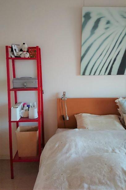 【ニトリ】綿100%ベッドカバーを買い替え_e0408608_10320554.jpg