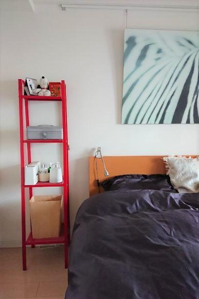 【ニトリ】綿100%ベッドカバーを買い替え_e0408608_10333105.jpg