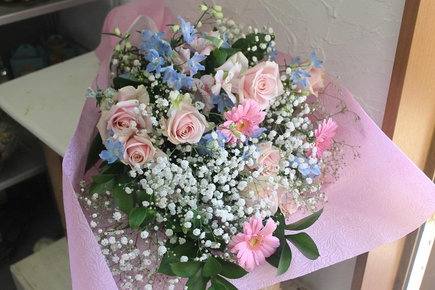 結婚式披露宴装花_d0227610_09200734.jpg
