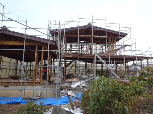 盛岡市向中野で進む住宅のフルリフォームの現場が完成!ビフォーアフター。_f0105112_04253333.jpg