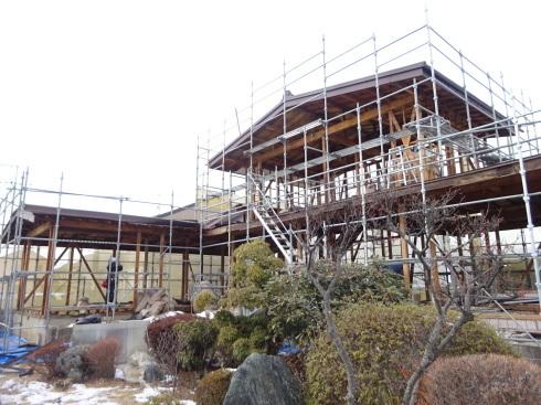 盛岡市向中野で進む住宅のフルリフォームの現場が完成!ビフォーアフター。_f0105112_04302093.jpg
