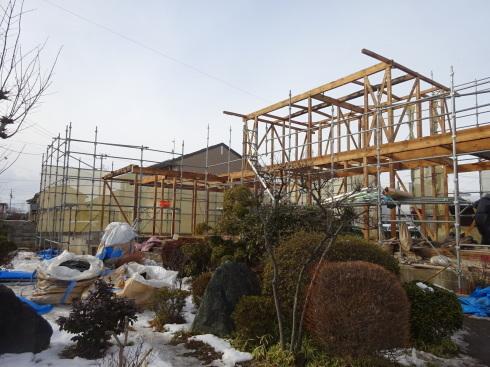 盛岡市向中野で進む住宅のフルリフォームの現場が完成!ビフォーアフター。_f0105112_04362258.jpg