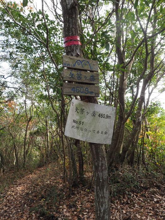 矢筈ヶ岳登山_c0116915_00194084.jpg