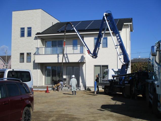 太田市でクローズド外構、エクステリア工事始まりました!_e0361918_16435009.jpg