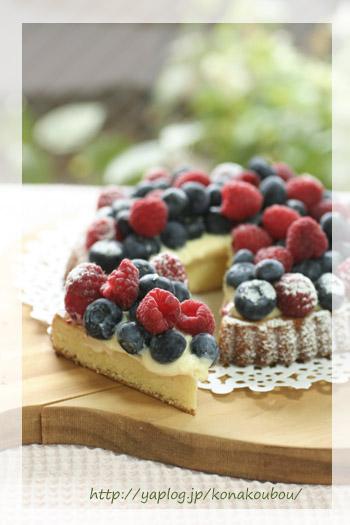 3月のお菓子・果樹園のケーキ_a0392423_00252125.jpg
