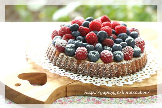 3月のお菓子・果樹園のケーキ_a0392423_00252180.jpg
