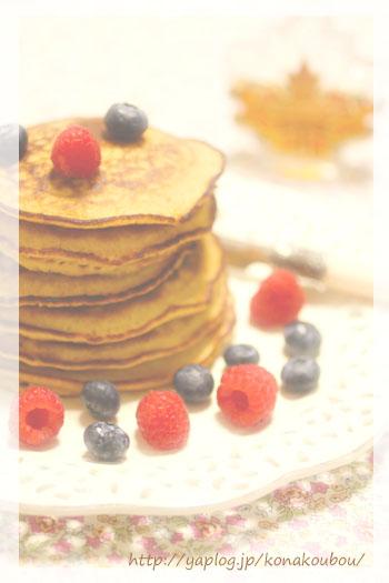 クレープがパンケーキに。_a0392423_00255646.jpg