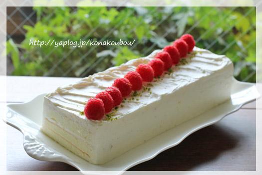 5月のお菓子・プリティ イン ホワイト_a0392423_00264365.jpg