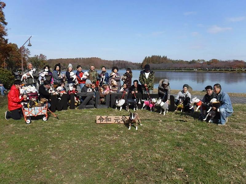 日曜日は水元公園ゆるゆるミーティング行ったよ!_b0310424_18100969.jpg