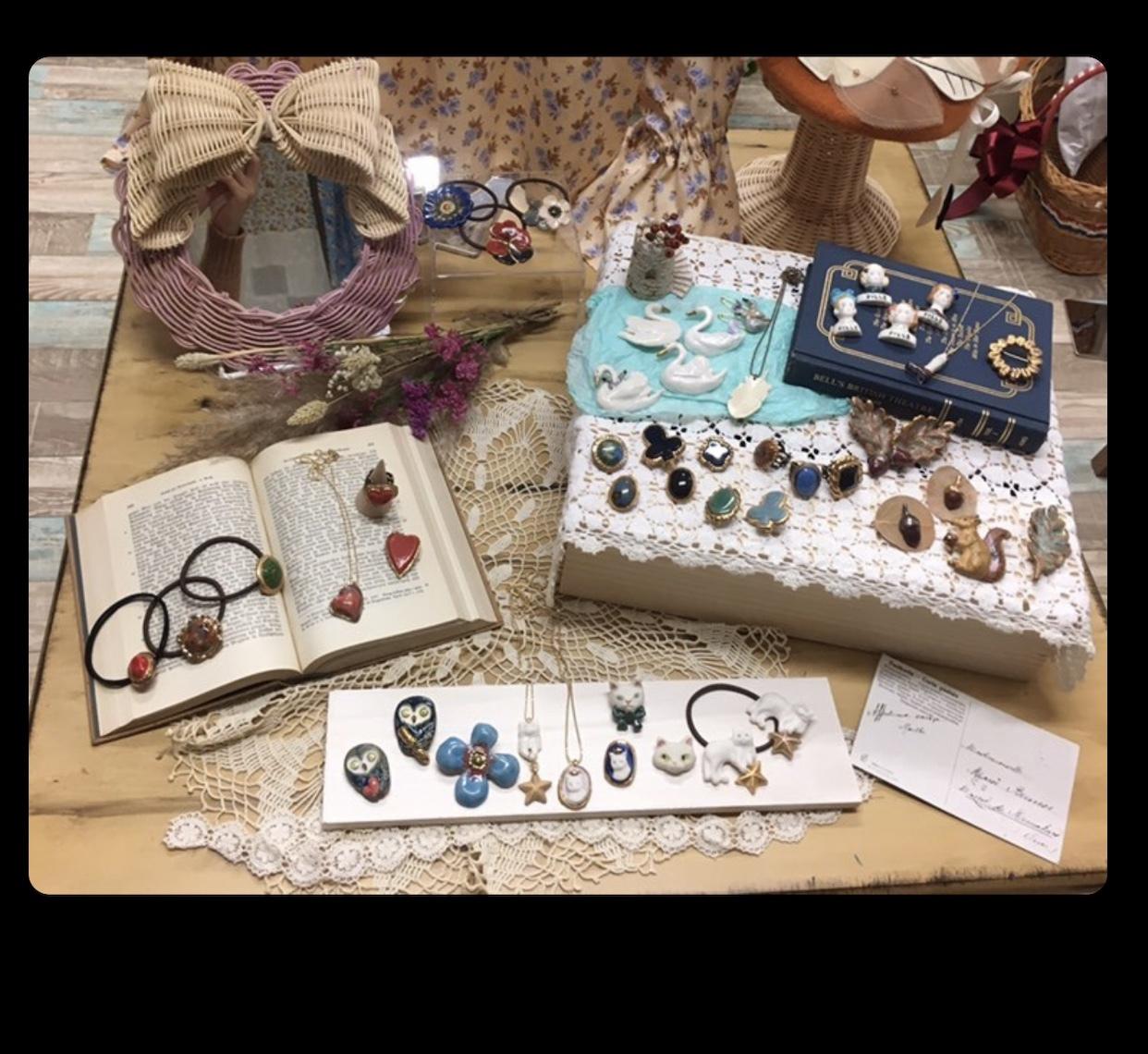 新しい作品お取り扱い店 Lucy secretcloset@学芸大学_a0137727_20040160.jpeg