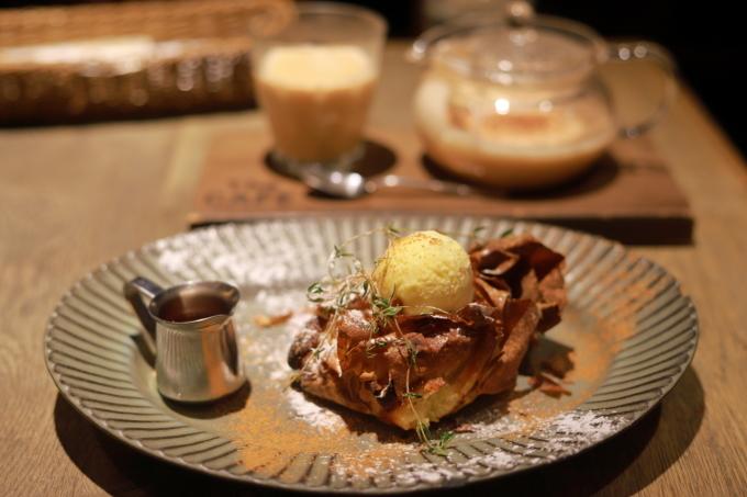 *町田*「The CAFE 」_f0348831_19582464.jpg