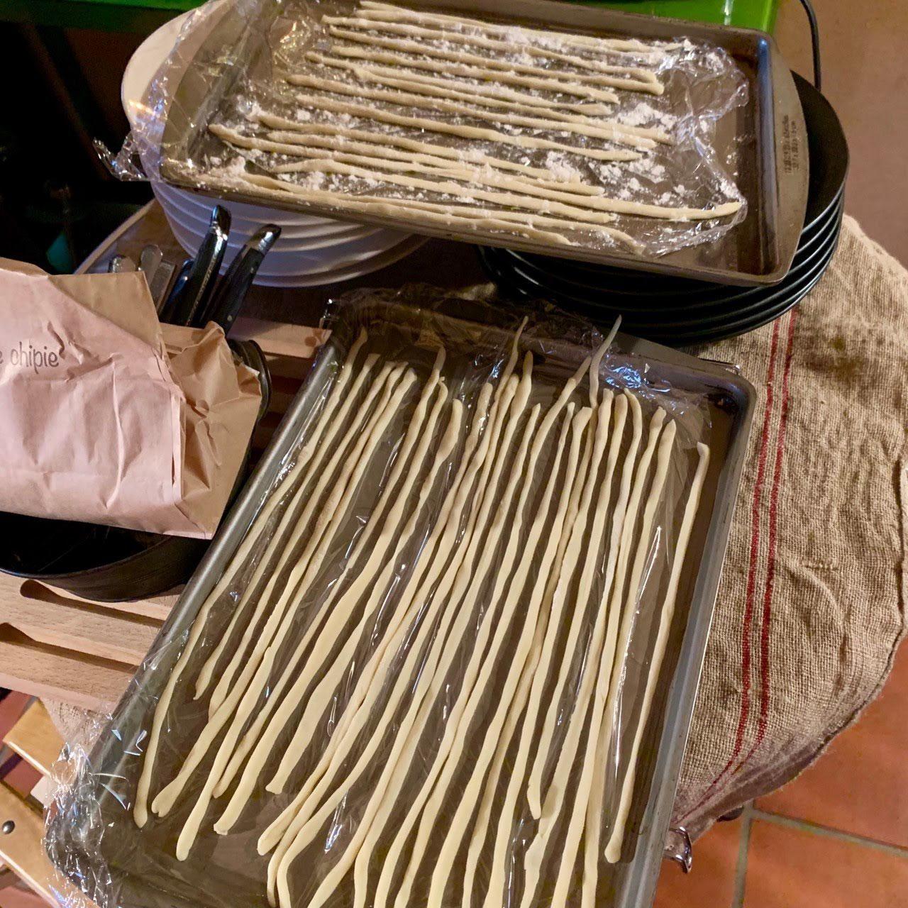 イタリアンのシェフによる、レアな手打ちパスタと肉料理レッスン開催しました_b0345136_23454078.jpg