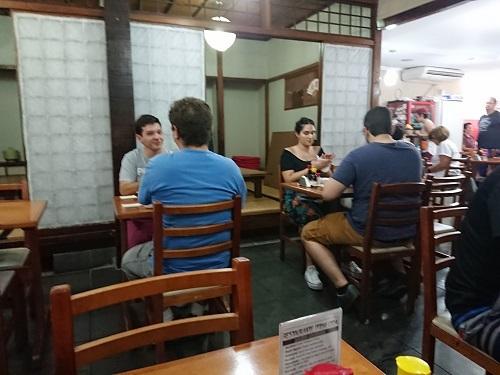 サンパウロ日本人街でSUSHI SIMPLESⅠを食べた_c0030645_05245436.jpg