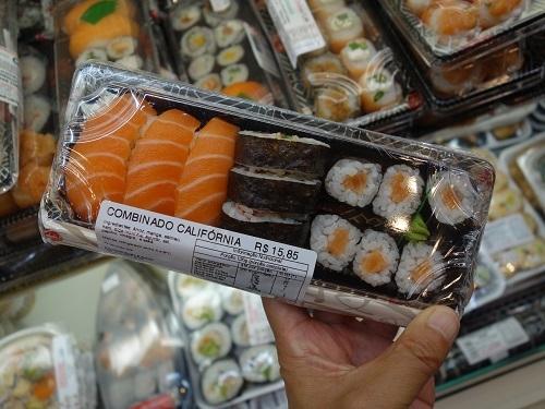サンパウロ日本人街でSUSHI SIMPLESⅠを食べた_c0030645_05251771.jpg