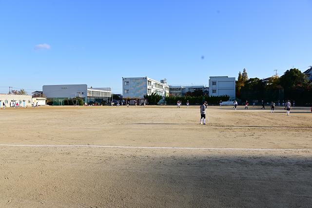 岸城中学練習試合組み合わせと郷荘中学会場_b0249247_19171536.jpg