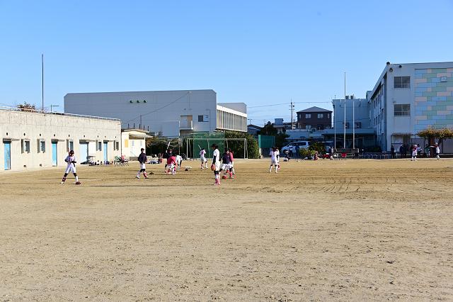 岸城中学練習試合組み合わせと郷荘中学会場_b0249247_19171612.jpg