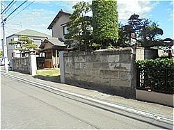 三島市既存ブロック・組積塀の診断_c0087349_19232268.jpg