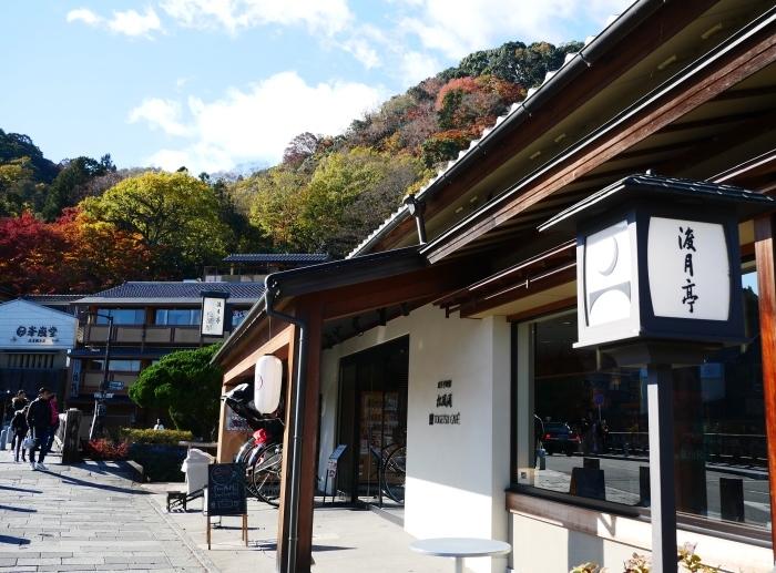 嵯峨・嵐山めぐり、2 嵐山  2019-12-04 00:00    _b0093754_14414661.jpg