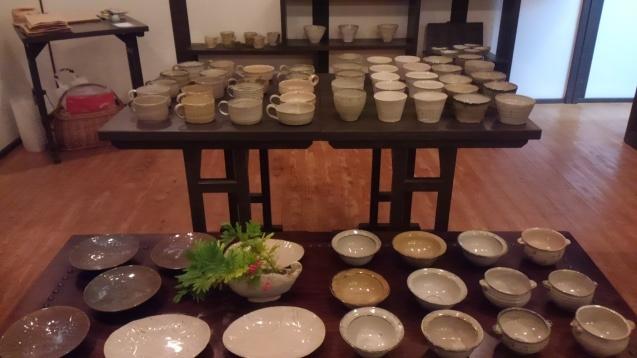 スープの美味しい器展、御礼_a0117358_23565300.jpg