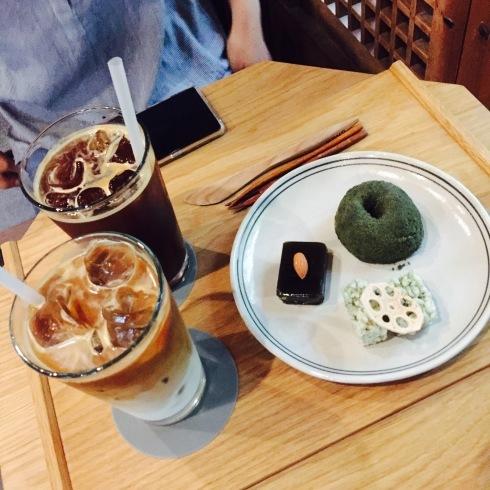 ひとりソウル旅 20 素敵な韓屋カフェ・・・Almost home cafe@安国駅_f0054260_10340803.jpg