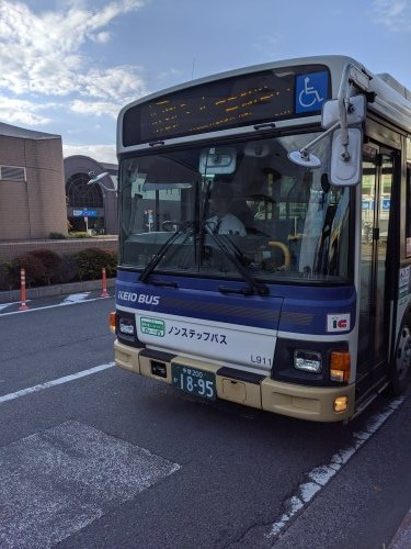 1109京王バス一日乗車券の旅ー【前編】_a0329563_22360981.jpg