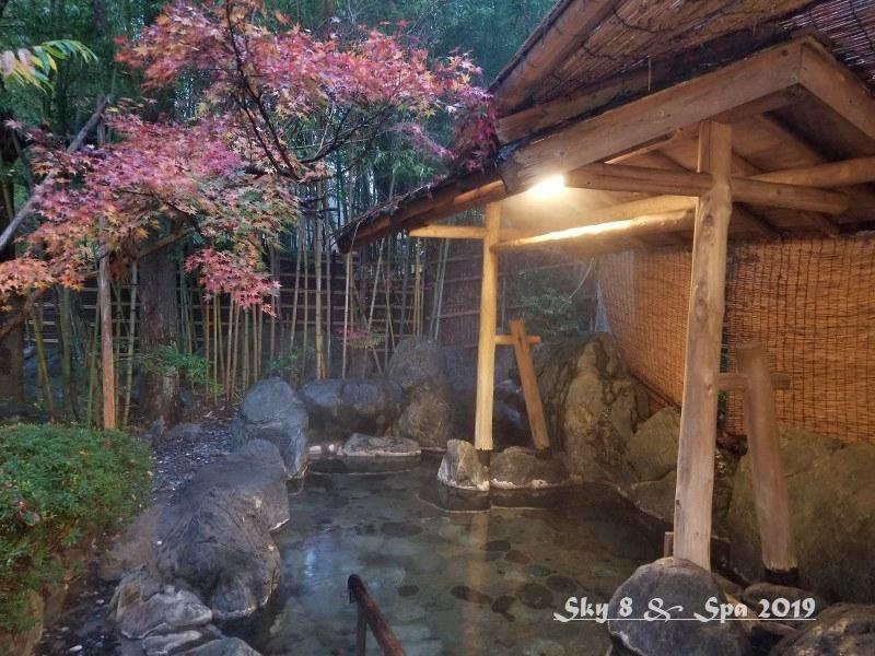 ◆ ギネス認定・世界最古の宿へ、その6「西山温泉 慶雲館」へ 露天風呂編(2019年11月)_d0316868_09585231.jpg