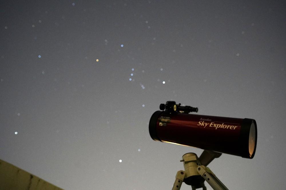 旅行用望遠鏡を考える(3)SE-AT100N鏡筒 + ミニポルタ_a0095470_00432997.jpg