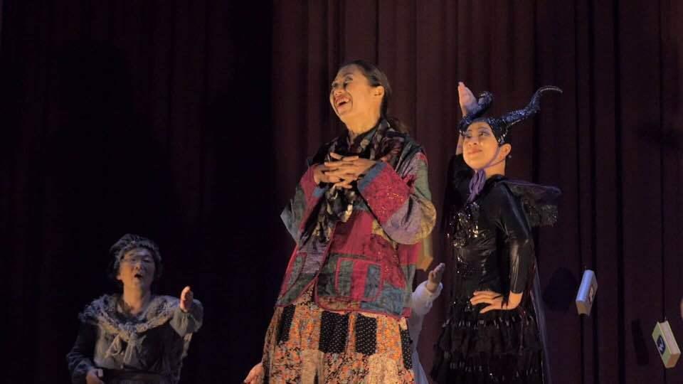 岩手県千厩小学校公演画像&新聞報道_d0388376_23124964.jpg