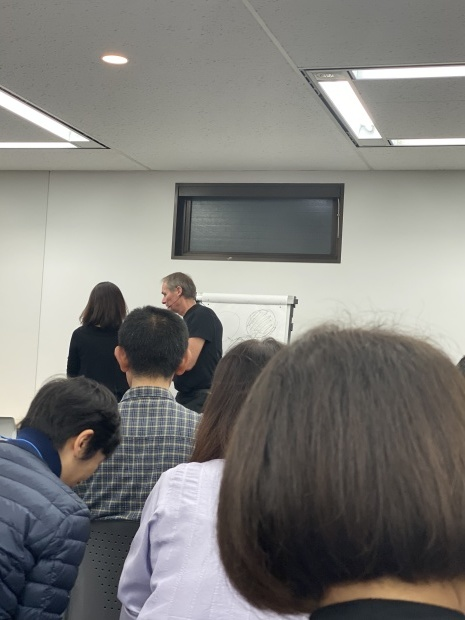 ロバートディルツ氏のセミナーを受講しました_f0347877_15130046.jpg
