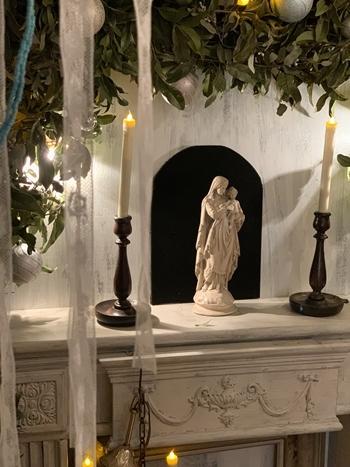 クリスマスで極上のおもてなしを ~hidamari式 アンティークなクリスマス~_e0237680_16423554.jpg