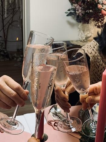 クリスマスで極上のおもてなしを ~hidamari式 アンティークなクリスマス~_e0237680_16423574.jpg