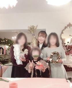 クリスマスで極上のおもてなしを ~hidamari式 アンティークなクリスマス~_e0237680_17011974.jpg
